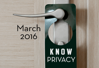 Know Privacy