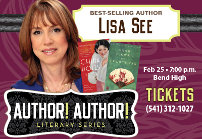 Author! Author! Lisa See