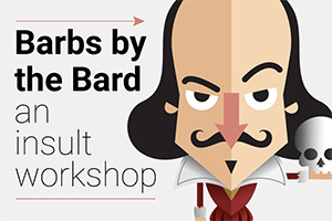 Barbs by the Bard