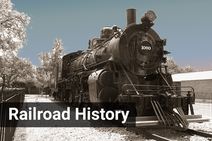 Railroad History in Oregon and Beyond Image