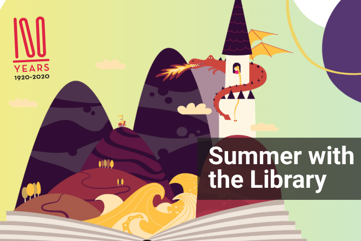 Summer with the Library Image